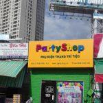 party shop số 2 Thảo Điền, Q.2